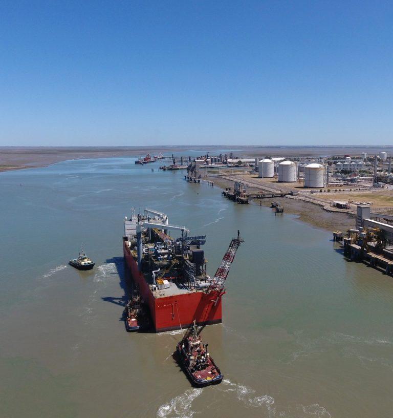 Argentina Ramping Up LNG Imports