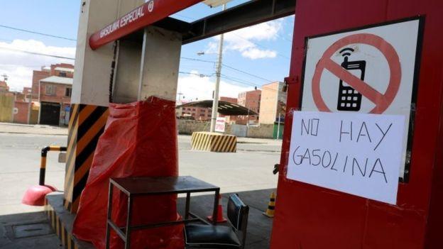 LatAmNRG Bolivia Briefs: Fuel Shortage Contingencies, Morales Vows Return