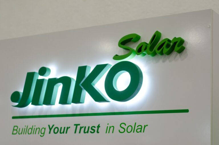 JinkoSolar Announces At-The-Market Offering of ADSs