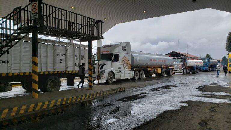 YPFB Dispatches Fuel, LPG From Senkata Plant