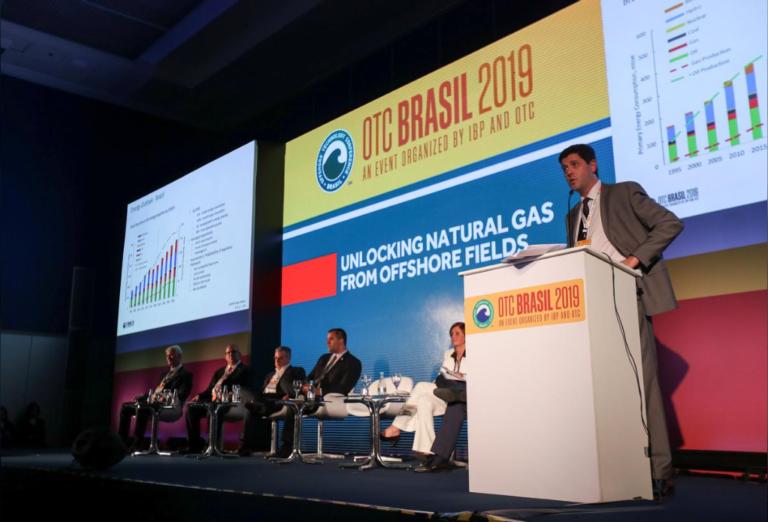 BP Eyes Brazil Gas Buildout