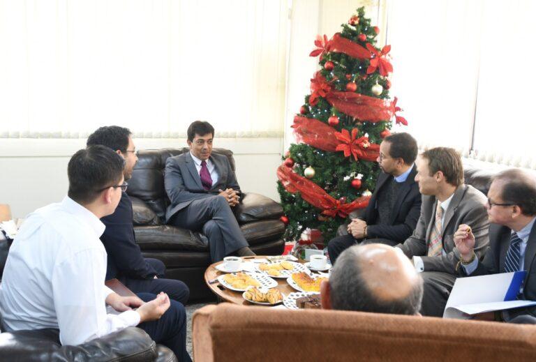 Bolivia, US Officials Discuss Hydrocarbon Sector