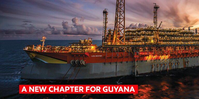 Production Begins In Guyana