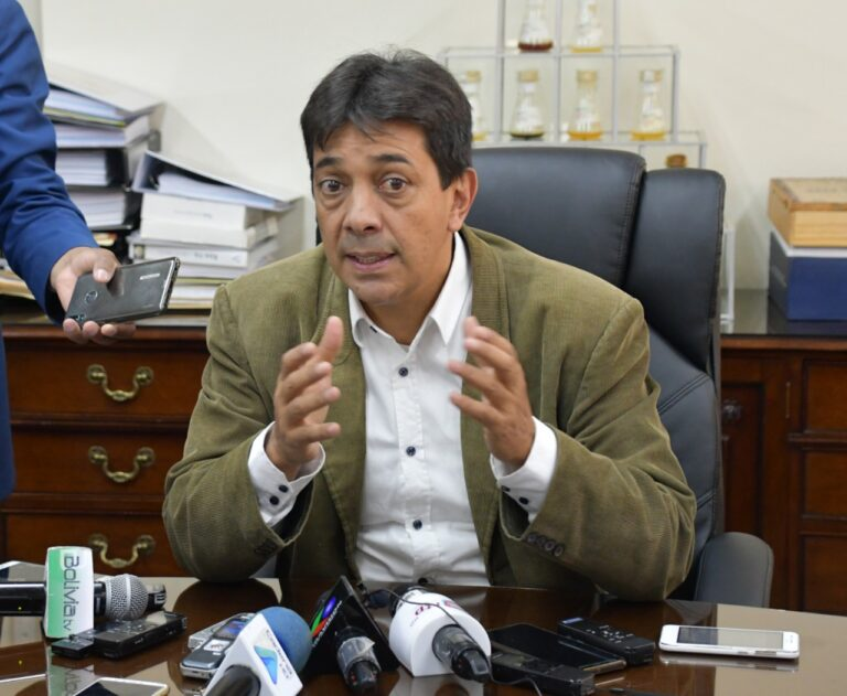 Zamora Says 'YPFB In Good Health'