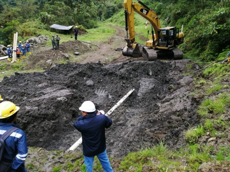 Operations Halted At Shushufindi-Quito Pipeline