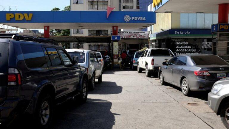 PDVSA Touts Gasoline Delivery