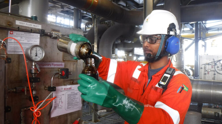 Soesdyke Youth First To Test Guyana's Oil
