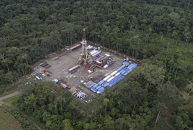ENAP Reports Record Production In Ecuador