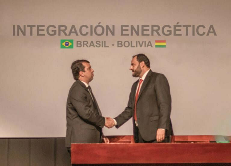 Petrobras Inks Gas Deal With YPFB