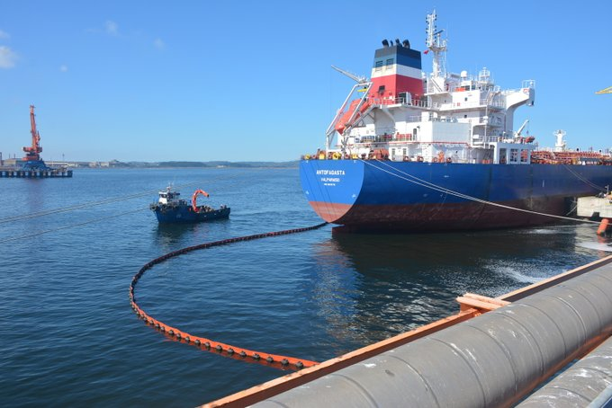 ENAP Maritime Terminal Certified By Navy