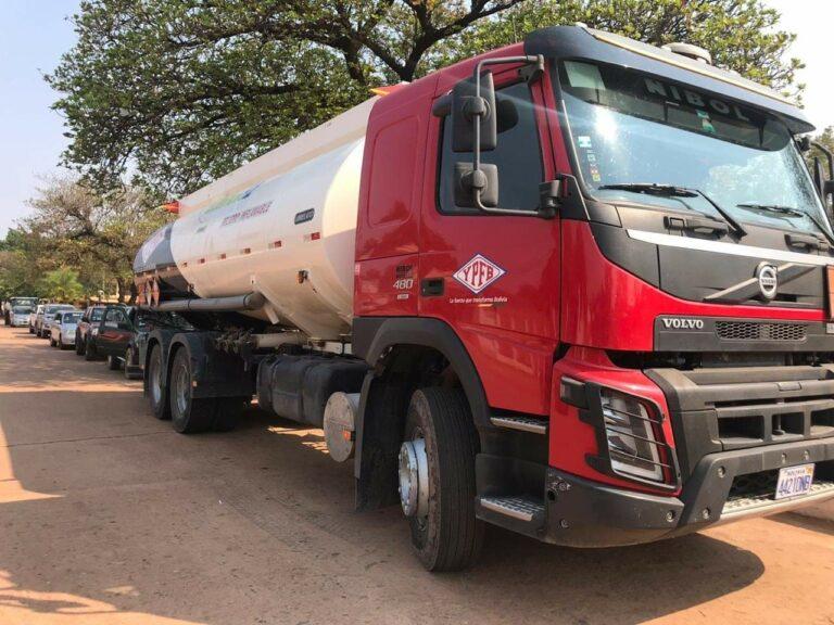 YPFB Guarantees Fuel Supplies Across Bolivia
