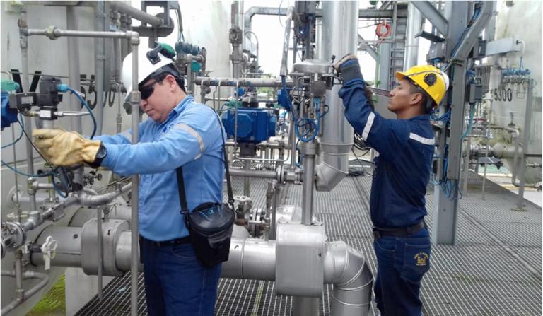 EP PetroEcuador Ends Bajo Alto Plant Maintenance