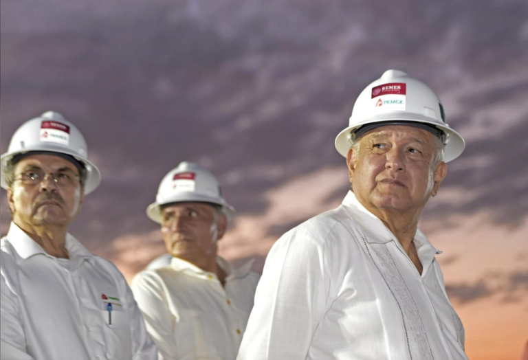 Mexico And Pemex Face Downgrade Risk In 2020