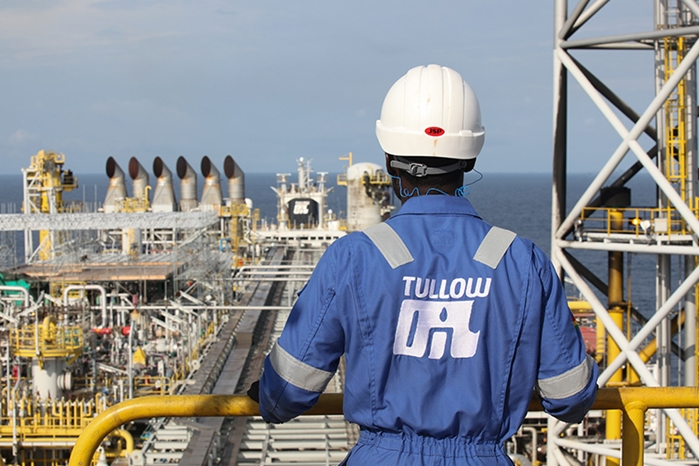 Tullow Announces Update And Guidance