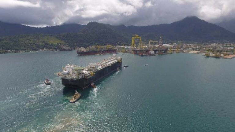 Brazil Breaks Oil Production Record