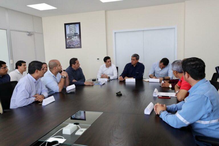 EP PetroEcuador Inks La Esperanza Aqueduct Deal