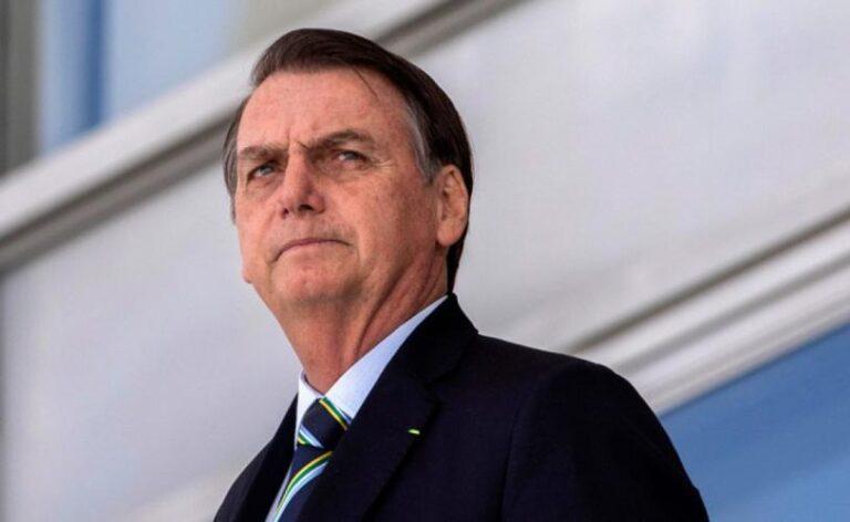 Bolsonaro Says Has Discussed Fuel Prices With Petrobras
