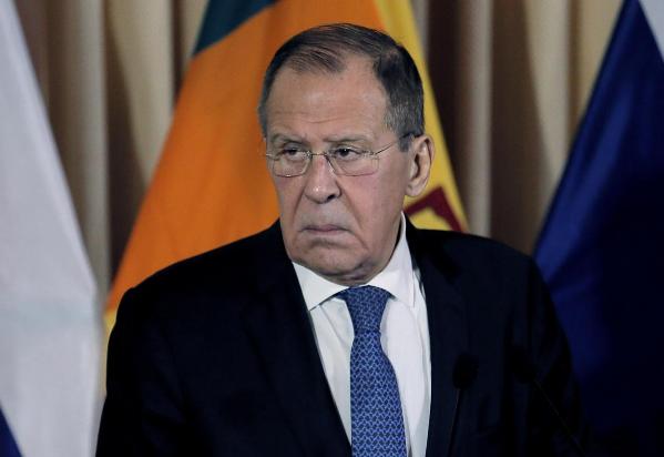 Russia Sends Lavrov To Venezuela