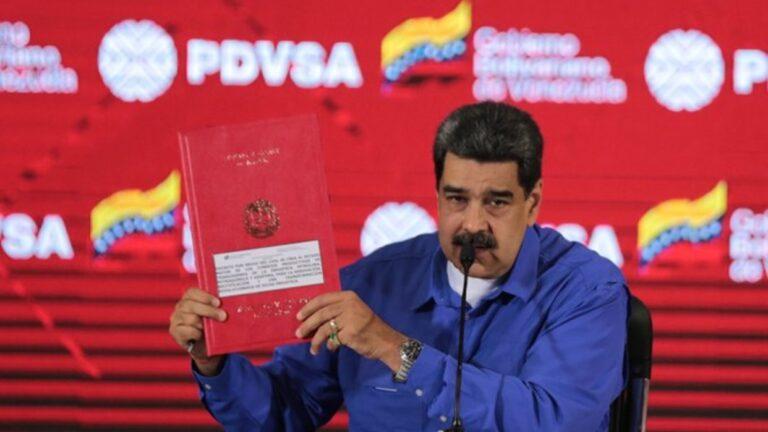 Maduro's PDVSA Shake Up Amid Oil  Emergency
