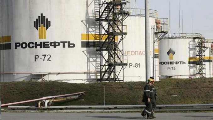 Rosneft Says US Sanctions On RTSA Illegal