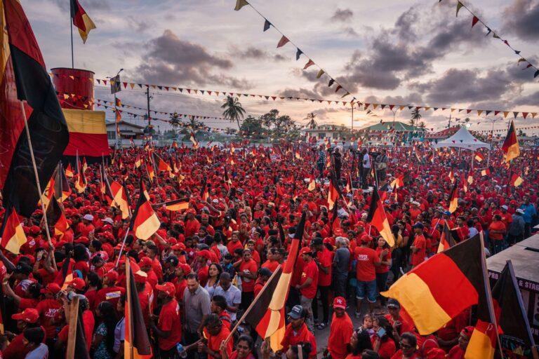 Oil Bonanza Plunges Guyana Into Political Crisis