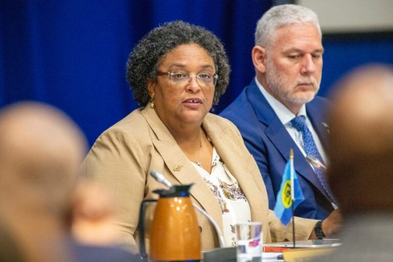 Barbados PM Mottley On Guyana Elections
