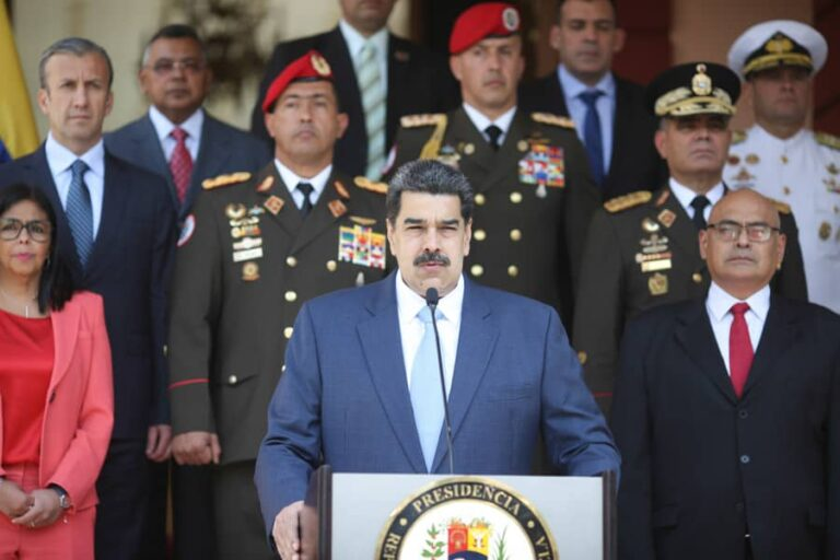 US Targets Maduro Regime With Fresh Charges