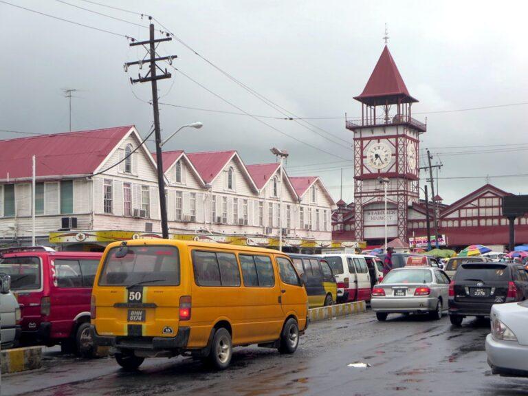 Crewmembers Killed In Guyana When Vessel Explodes