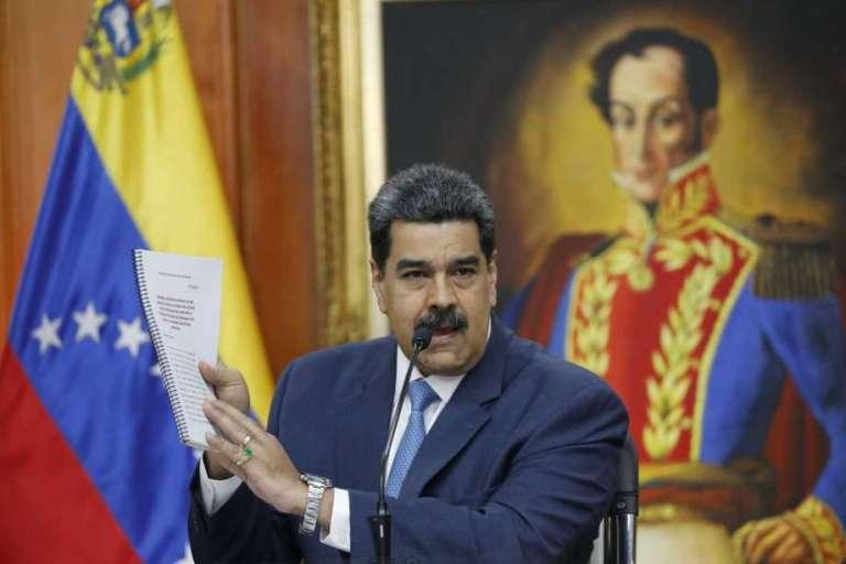 Venezuela's Maduro Announces PDVSA Shake Up