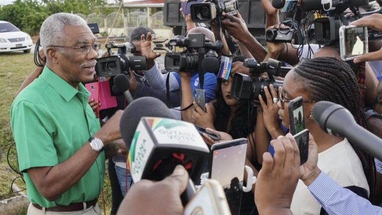 Guyana's Oil-soaked Election Heads For Recount