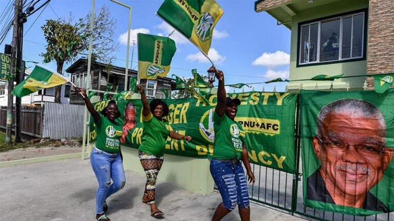 Guyana Holds Crucial March Election
