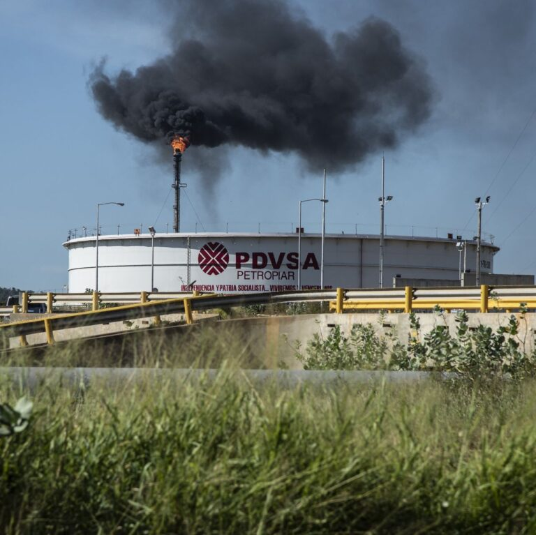Pipeline Blast Halts PetroPiar