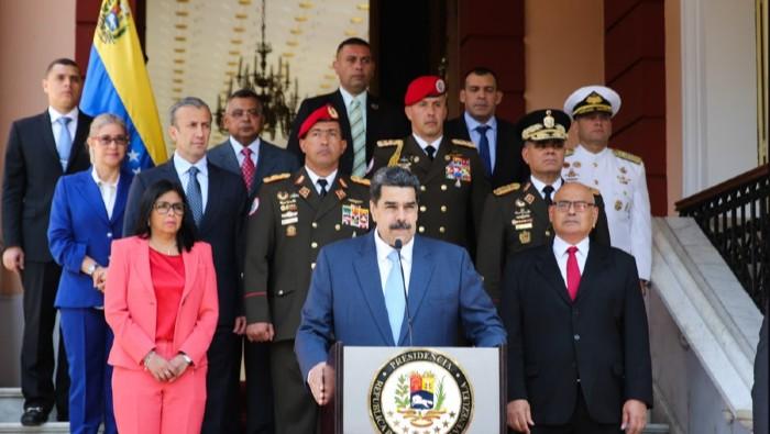 Maduro Suggests OPEC, OPEC+ Discuss Oil Market