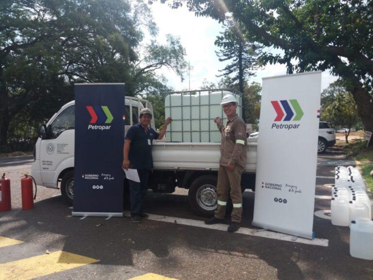 PetroPar Launches Free Alcohol Initiative