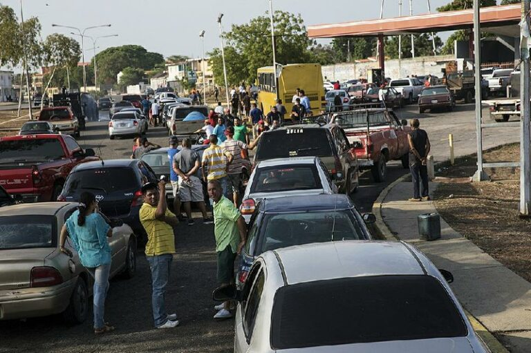 Economic Fallout From Virus Felt In Venezuela