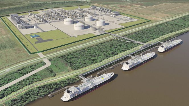 Venture Global And EDF Ink LNG PSA For 1 MTPA