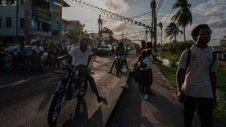 Oil Making Guyana Wealthy But Intensifying Tensions