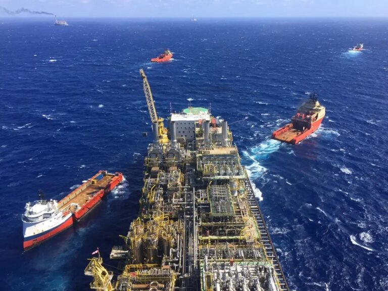 Petrobras Reports Record Production In 2020