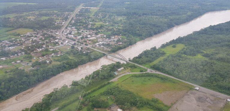 Ecuador Oil Spill In the Amazon