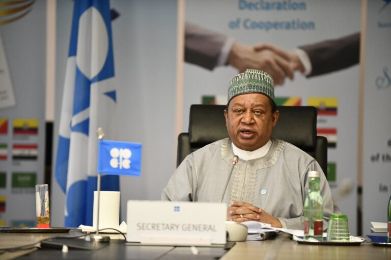 Brief Intro Remarks By OPEC Secretary General