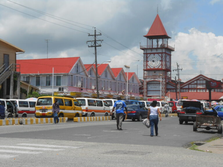 Guyana Needs Protection From Selling Oil At A Loss