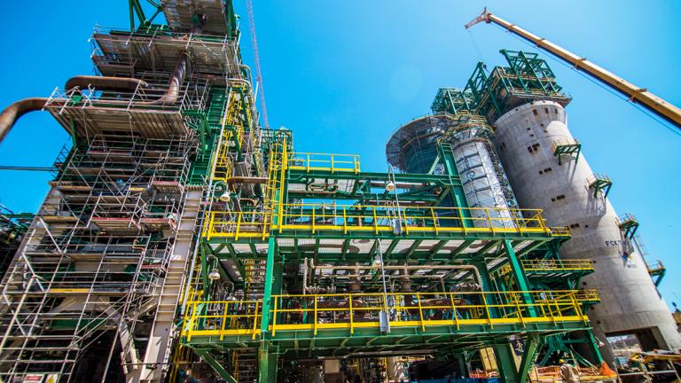 Repsol Running Peru Refinery At 30pc Capacity