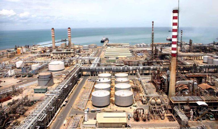 PDVSA's Cardón Refinery Producing Between 40,000-50,000 B/D