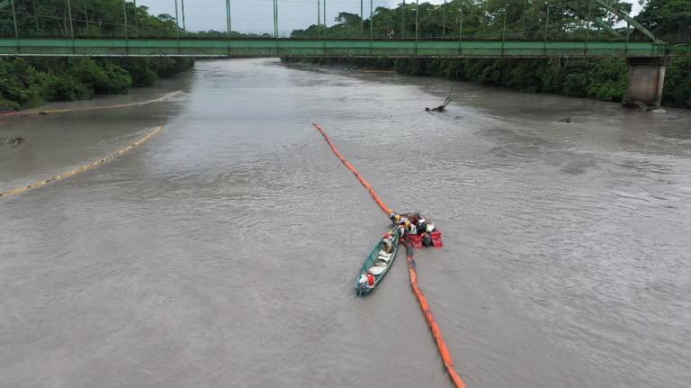 Environmental Restoration Work Continues In Ecuador