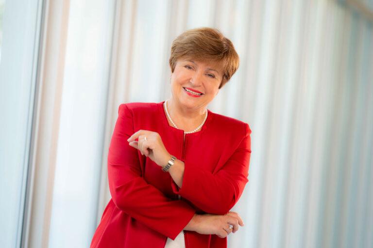 IMF Managing Dir. Kristalina Georgieva On Argentina