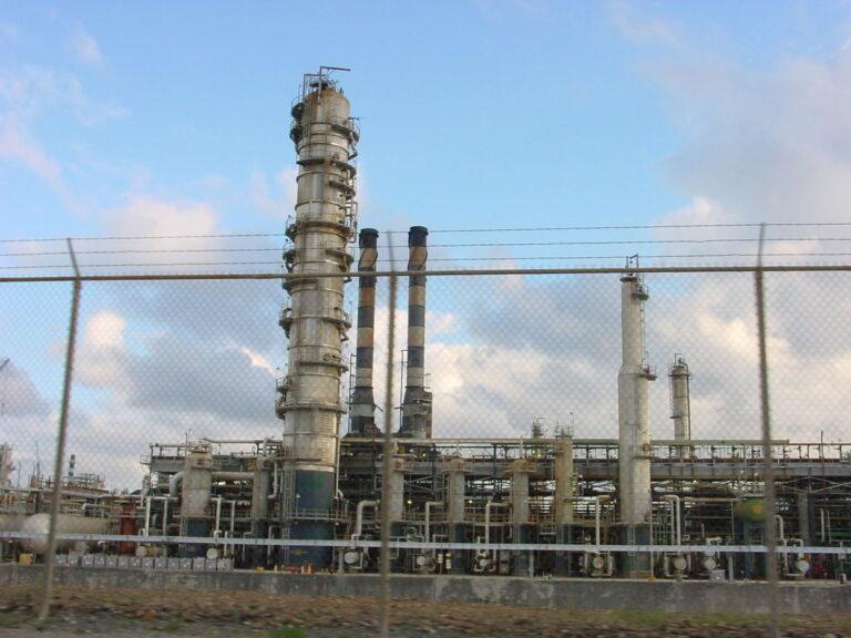 Restart Of Virgin Islands Refinery Delayed Again