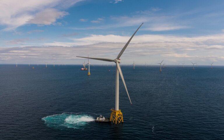 Total Enters Into North Sea Wind Farm Project