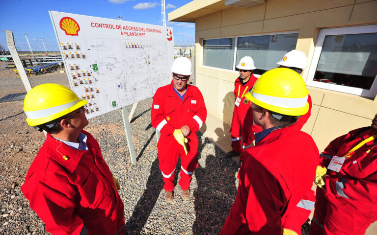 Shell Suspends Vaca Muerta Ops After Seismic Activity