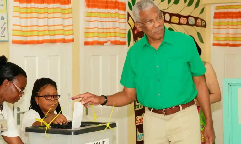 Guyana Oil Find Raises Stakes In Fraud Case