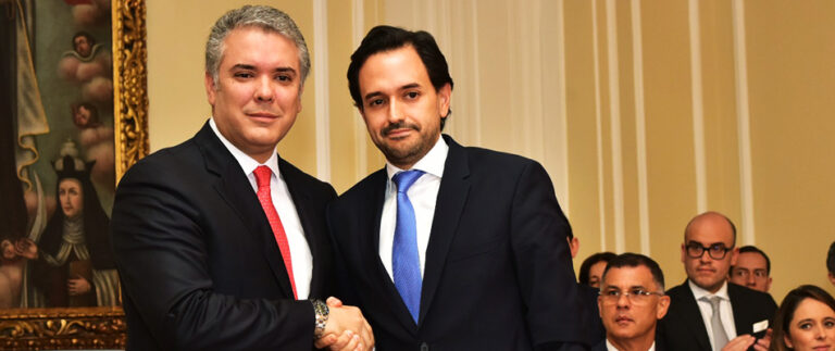 Diego Mesa Named As Colombia's New Mines, Energy Minister